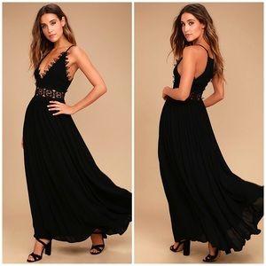 NWOT Lulus This Is Love Dress